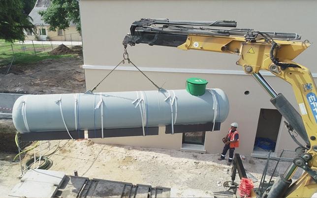 csc mouvements de réservoirs mise en place retrait échange sur petit, moyen et gros vrac