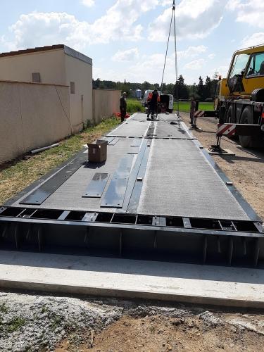 csc pesage pont-bascule en région centre installation experts